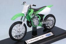Kawasaki KX 250 Moto Motocross 1:18 Model 38512L WELLY