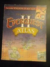 EverQuest Ii Atlas Prima's Official Atlas Eric Mylonas, Includes Kingdom of Sky