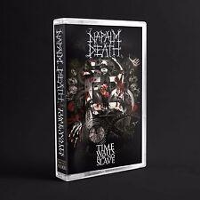 Napalm Death-Time attese for no slave (MUSICASSETTA, CASSETTA AUDIO, MC) NEW