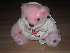 Herrington Teddy Bears Hard Rock Cafe Las Vegas Plush Bear/Free Shipping!