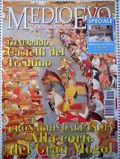 Medioevo n°5 1998 - Cronache India ALLA CORTE DEL GRAN MOGOL  [C46A]