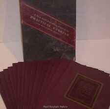 A New Self-Teaching Course in Practical English and Effective Speech 1938