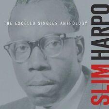 The Excello Singles Anthology by Slim Harpo (CD, Aug-2003, 2 Discs, Hip-O)