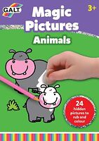 Galt Toys Magic Pictures Animals - FAST & FREE DELIVERY