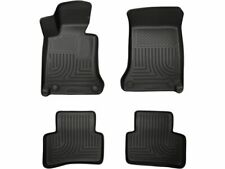 For 2008-2013 Mercedes C300 Floor Mat Set Front and Rear Husky 59911DD 2009 2010
