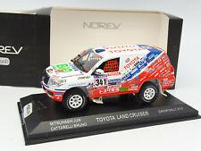 Norev 1/43 - Toyota Land Cruiser  #341 Dakar Rally 2010