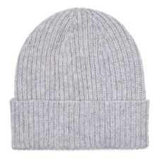 100% CASHMERE BEANIE HAT | Unisex | More Colours Available