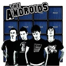 The Androids Self-Titled CD NEW 2003 ECD Do It With Madonna/Here She Comes+