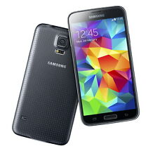Samsung Galaxy S5 S 5 SM-G900V Verizon 4G LTE Smartphone-Black-Great