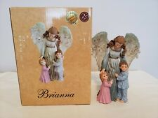 """Brianna Guardian of Children Charming Angels by Boyd""""s Collection w/box"""