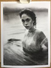 Charcoal artwork on 22.9/30.5cm Strathmore paper