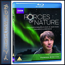 FORCES OF NATURE - Professor Brian Cox **BRAND NEW BLURAY**