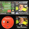PS1 Jimmy White´s 2 Cueball OVP Sony Playstation #PS1#00192