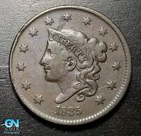 1835 Coronet Head Large Cent   --  MAKE US AN OFFER!  #B2773