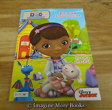 NEW Doc McStuffins Coloring Book ~ 96 pgs ~ We Offer Combined Shipping
