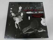 """JOAN JETT THE FIRST SESSIONS LP 12"""" VINILO VINYL LIMITED EDIT NEW SEALED NUEVO"""