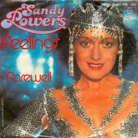 """Sandy Powers Feelings 7"""" Single Vinyl Schallplatte 38446"""