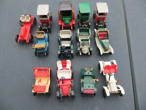 voitures miniatures plastique huilor,bel  ,occasion voir description et photos
