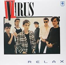 The Virus - Relax [New Vinyl LP] Argentina - Import