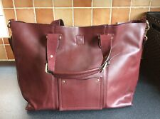 Accessorize - Burgundy Large Tote Bag
