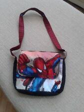 """Collegetasche, Kindergartentasche, Schultertasche """"Spiderman"""""""