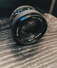 Carl ZEISS Planar T 50mm f/1.7 MF Lens For Contax/Yashica