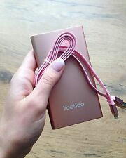 New Yoobao Power Bank 5000mAh USB Port Universal External Battery Charger