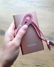 New Yoobao Power Bank 5000mAh USB Port Universal External Battery Charger