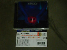 Tricky Pre-Millennium Tension Japan CD
