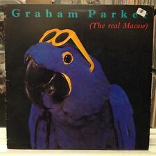 EXC LP~GRAHAM PARKER~The Real Macaw~[1983 ARISTA]~