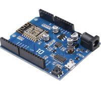 1xOTA WeMos D1 CH340 WiFi Arduino UNO R3 Development Board ESP8266 ESP-12E