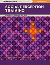 Social Perception Training (Prepare Curriculum Implementation Guide) by Luke Moy