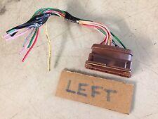 Citroen Saxo LEFT rear light bulb holder PLUG. 1998 - 2004