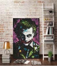 DC Comics Joker HD Canvas print Oil painting Home decor Art NO Frame 20 L163