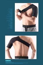 Shoulder Support Strap Neoprene Pain Injury Arthritis Gym Sport