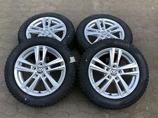 Alu Winterräder VW Caddy Touran Golf V VI VII Passat 16 Zoll KBA 51907 SE026516