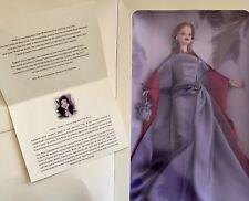 VERA WANG Barbie Doll DESIGNER'S SALUTE TO HOLLYWOOD 1998 # 23027 NRFB