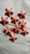 9 Coral Star Fish decorative soap