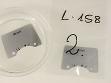 PRL) SEKONIC AUTO-LUMI L 158 L-158 ESPOSIMETRO FLASH LIGHT METER PIASTRA PLATE
