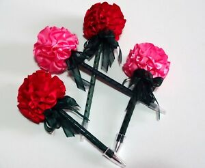 New christmas gift Romantic Gifts His & Her Love rose pen christmas gift