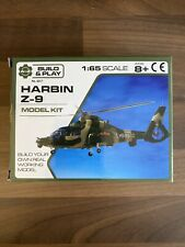 HARBIN Z-9 Helicopter Model Kit 1:65 Scale Xmas Eve Box Birthday Present
