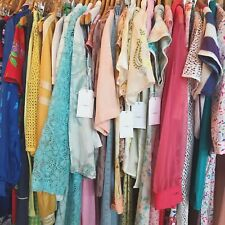 70s 80s 90s Women's Vintage Clothing Lot Mystery Apparel Clothes Assortment