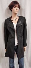 Insight Zip / Quilted Detail Jacket Sz. 12 NWT $234
