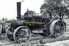 rp13709 - Steam Traction Engine - photo 6x4