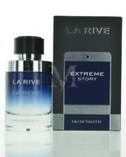 Extreme Story La Rive For Men Eau De Toilette 2.5 Oz 75 Ml Spray