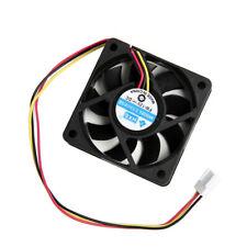 R04 3pin 12V 60x60x15mm Brushless Lüfter Lüfterkühler Kühler Lüfter Computer PC