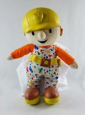 Bob The Builder Painter Outfit Plush Stuffed Toy 16""