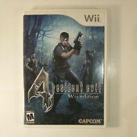 Resident Evil 4 (Nintendo Wii, 2007)
