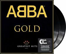 ABBA Gold Double Vinyl Lp Record 180gm NEW Sealed