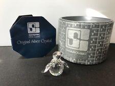 Swarovski Crystal Mini Penguin 7661NR033 w/original box and COA LN condition